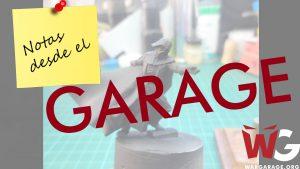 Notas desde el Garage Darth Vader