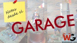 Notas desde el Garage Ambientación de una Miniatura